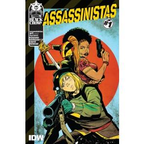 Assassinistas (2017) #1 VF/NM Sanford Greene 1:10 Retailer Incentive Cover