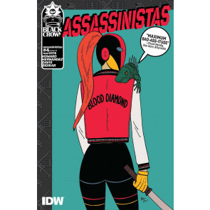 Assassinistas (2018) #4 VF/NM IDW
