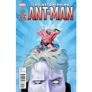 Astonishing Ant-Man (2015) #10 VF/NM
