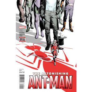 Astonishing Ant-Man (2015) #9 VF/NM