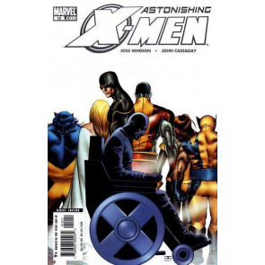 ASTONISHING X-MEN #12 VF JOSS WHEDON JOHN CASSADAY