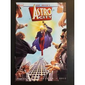 Astro City #1 (1995) NM- (9.2) Kurt Busiek Alex Ross Anderson 1st Samaritan|