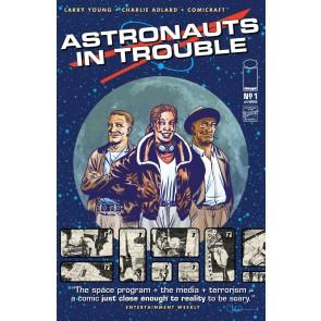 ASTRONAUTS IN TROUBLE (2015) #1 OF 11 VF/NM CHARLIE ADLARD IMAGE COMICS