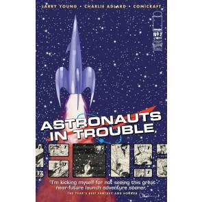 ASTRONAUTS IN TROUBLE (2015) #2 OF 11 VF/NM CHARLIE ADLARD IMAGE COMICS