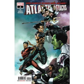Atlantis Attacks (2020) #2 VF/NM Greg Pak