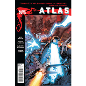 ATLAS #3 VF/NM