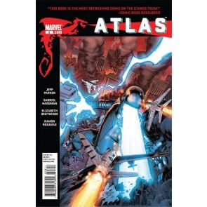 ATLAS #3 VF/NM