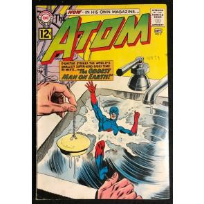 Atom (1962) #2 FN (6.0)