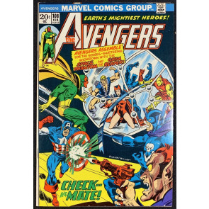Avengers (1963) #108 VF- (7.5) vs Space Phantom & Grim Reaper