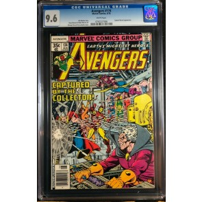 Avengers (1963) #174 CGC 9.6 Korvac Saga Part 9 of 12 (0767227006)