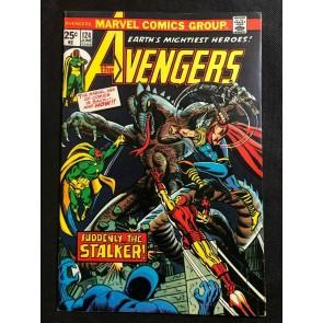 Avengers (1963) #124 VF+ (8.5) John Romita 1st Appearance Star Stalker
