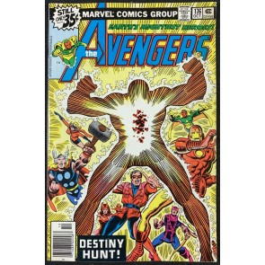 Avengers (1963) #176 VG (4.0) Korvac Saga part 11 of 12