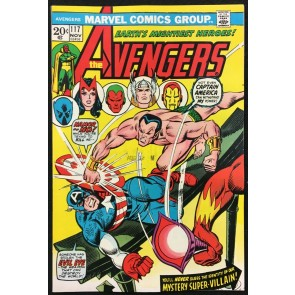 Avengers (1963) #117 NM (9.4) Avengers/Defenders War part 6 of 8