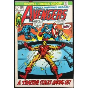Avengers (1963) #106 VF- (7.5)