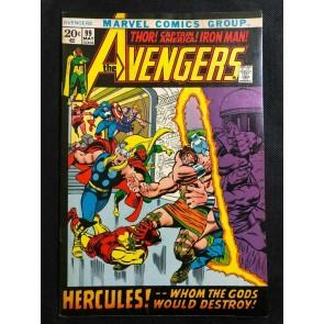 Avengers (1963) #99 FN+ (6.5) John Buscema