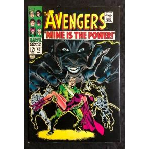 Avengers (1963) #49 VF- (7.5) John Buscema 1st App Typhon