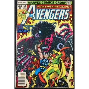 Avengers (1963) #175 VG+ (4.5) Korvac Saga part 10 of 12