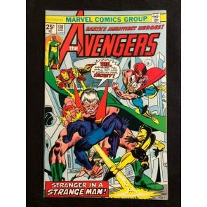 Avengers (1963) #138 VF+ (8.5) Gil Kane