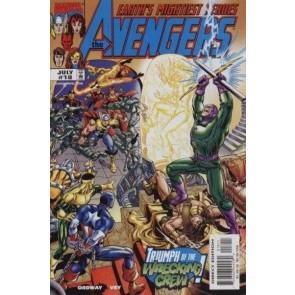 AVENGERS (1998) #18 VF/NM