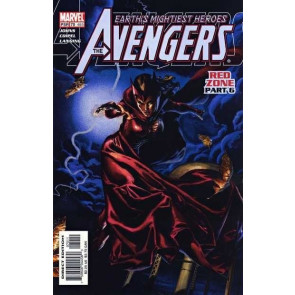 AVENGERS (1998) #70 VF/NM RED ZONE PART 6