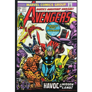 Avengers (1963) #127 NM (9.4) 1st appearance Ultron-7
