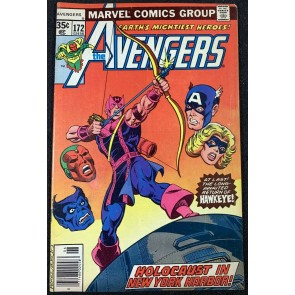 Avengers (1963) #172 VG+ (4.5) Korvac Saga part 7 of 12