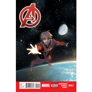 AVENGERS (2012) #34.2 VF+ - VF/NM MARVEL NOW!