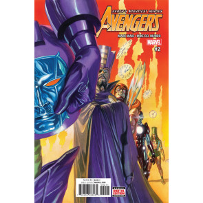 Avengers (2016) #2 VF/NM Alex Ross Cover