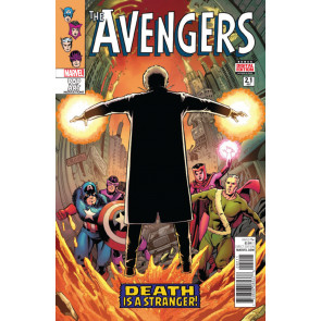 Avengers (2016) #2.1 VF/NM Barry Kitson Cover