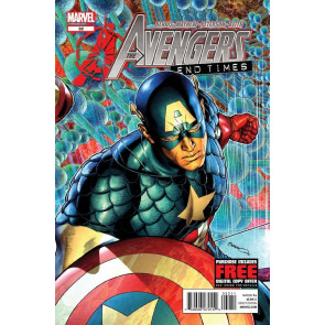 AVENGERS #32 NM END TIMES