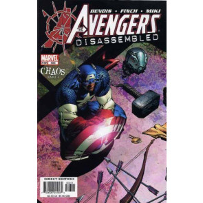 AVENGERS #503 NM DISASSEMBLED CHAOS PART 4