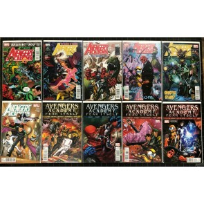 Avengers Academy (2010) #1-39 NM (9.4) Complete Set 42 comics Total