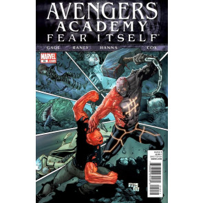 AVENGERS ACADEMY (2010) #19 NM FEAR ITSELF TIE-IN