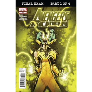 AVENGERS ACADEMY (2010) #34 NM FINAL EXAM PART 1 OF 4