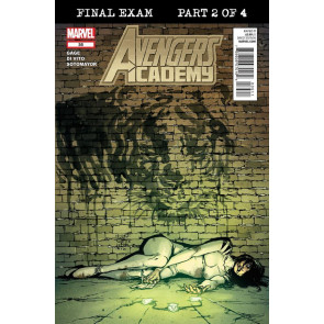 AVENGERS ACADEMY (2010) #35 NM FINAL EXAM PART 2 OF 4