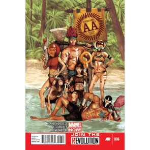 AVENGERS ARENA (2013) #6 NM MARVEL NOW!