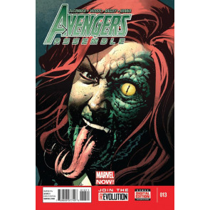 AVENGERS ASSEMBLE (2012) #13 NM MARVEL NOW!