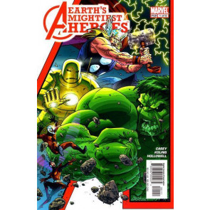 AVENGERS: EARTH'S MIGHTEST HEROES #'s 1, 2, 3, 4, 5, 6, 7, 8 COMPLETE SET