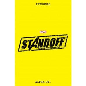 Avengers Standoff: Assault on Pleasant Hill Alpha (2016) #1 VF/NM