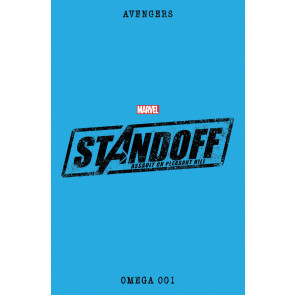 Avengers Standoff: Assault on Pleasant Hill Omega (2016) #1 VF/NM