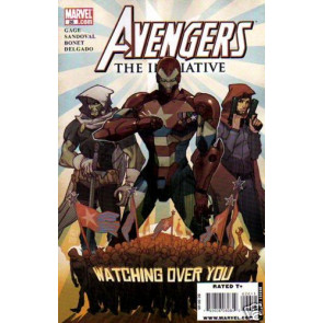 AVENGERS: THE INITIATIVE (2007) #26 VF/NM