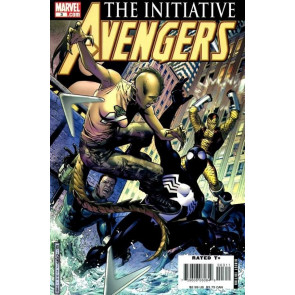 AVENGERS: THE INITIATIVE (2007) #3 VF/NM