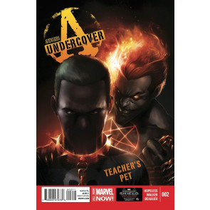 AVENGERS UNDERCOVER (2014) #2 VF/NM MARVEL NOW