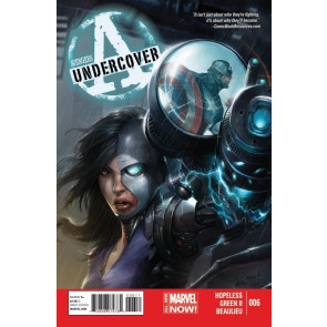 AVENGERS UNDERCOVER (2014) #6 VF/NM MARVEL NOW
