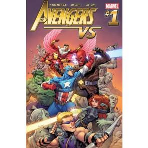 AVENGERS VS (2015) #1 VF/NM TOM RANEY COVER