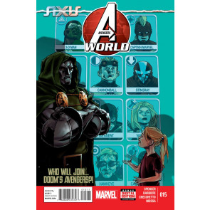 Avengers World (2013) #15 VF/NM
