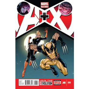A+X #6 VF/NM MARVEL NOW! AVENGERS X-MEN