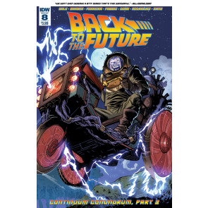 Back to the Future (2016) #8 VF/NM IDW