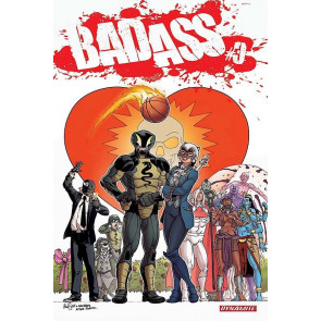 BAD ASS (2014) #3 VF/NM DYNAMITE