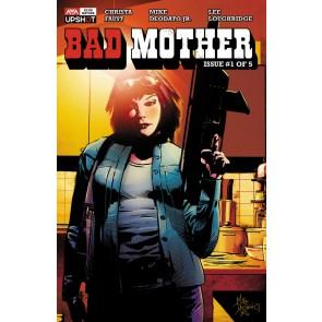 Bad Mother (2020) #1 VF/NM Mike Deodator Jr Cover AWA Studios Upshot